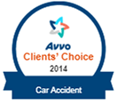 Avvo's Clients' Choice 2014